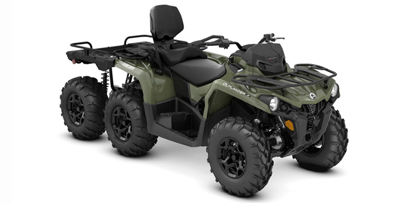 Can-Am Outlander MAX 6x6