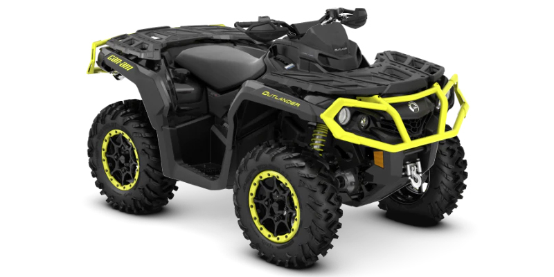 Can-Am Outlander XT-P