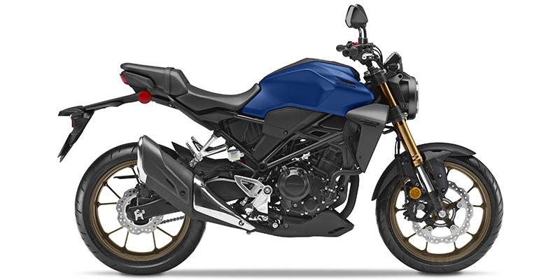 Honda CB300R ABS Matte Pearl Blue