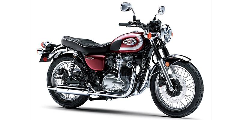 2018 Kawasaki W800   500 - 999cc Motorcycles for Sale