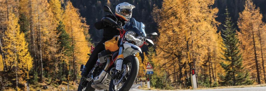 Moto Guzzi hero image